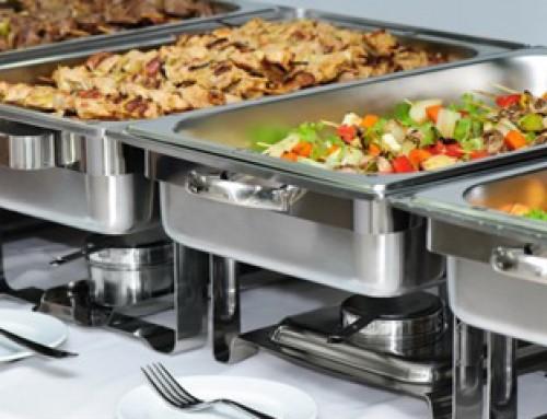BBQ en buffet