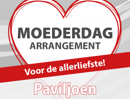 12 mei – Moederdag arrangement